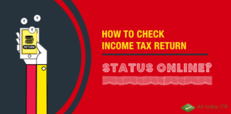 income tax return status