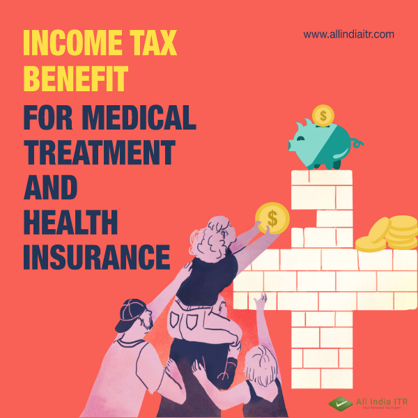 income tax benefit for medical treatment