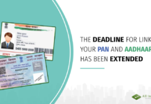 The Deadline for linking your Pan and Aadhaar Extended