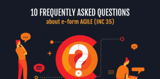 10 FAQ`s about e-form AGILE (INC 35)