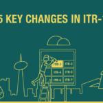 5 key changes in ITR-1