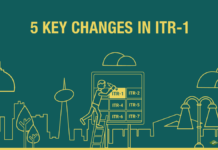 5 key changes in ITR-1