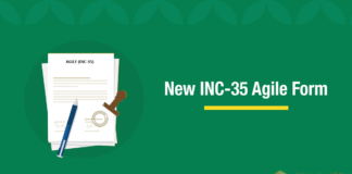 New INC-35 AGILE Form