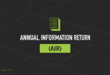 Annual Information Return (AIR)