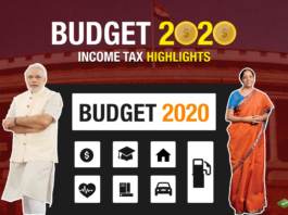Budget 2020: Income Tax Highlights