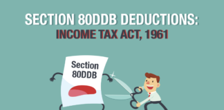 Section 80DDB Deductions: Income Tax Act, 1961