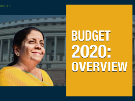 Budget 2020: An Overview