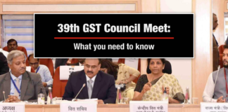 39th GST Council Meet: What you need to know