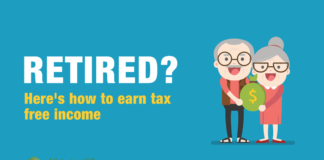 Retired? Here's how to earn tax free income