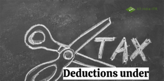 Deduction under Section 80GGC of the Income Tax Act 1961