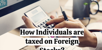 How individuals are taxed on foreign stocks