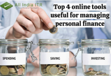 Top 4 online tools useful for managing personal finance