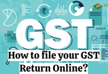 How to file your GST Return Online?