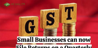 Small Businesses can now File Returns on a Quarterly Basis: GST Council