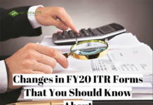 Changes in FY20 ITR Forms That You Should Know About