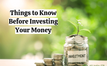 Things to Know Before Investing Your Money
