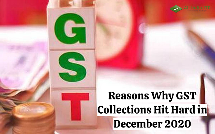 Reasons Why Goods and Service Tax (GST) Collections Hit Hard in December 2020