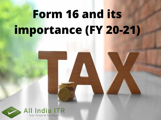 Form 16 and its importance (1)