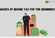 Basics of Income Tax for the beginners